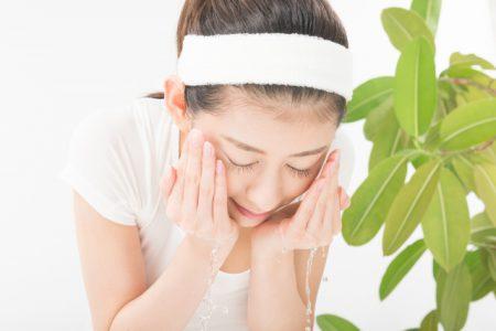 毛穴を引き締める洗顔方法