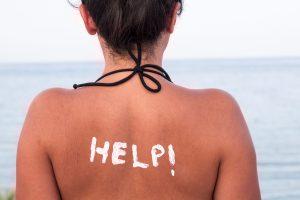 肌タイプ別紫外線(UVケア) 化粧品の選び方